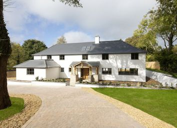 Thumbnail 5 bed detached house for sale in Old Weston Road, Flax Bourton, Bristol