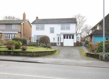 Thumbnail 4 bed detached house to rent in Sandbach Road North, Alsager, Stoke-On-Trent