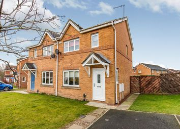 Thumbnail 2 bed semi-detached house for sale in Hive Close, Stockton-On-Tees