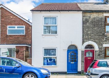 Thumbnail 3 bedroom terraced house to rent in Morton Road, Pakefield, Lowestoft