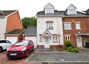 Thumbnail 3 bed town house for sale in Eaton Place, Larkfield, Aylesford, Kent