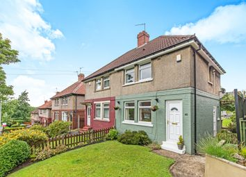 Thumbnail 2 bed semi-detached house for sale in Sowden Road, Heaton, Bradford
