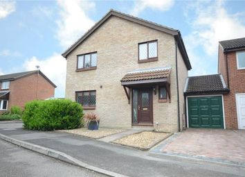 Thumbnail 4 bed detached house for sale in Avocet Crescent, College Town, Sandhurst