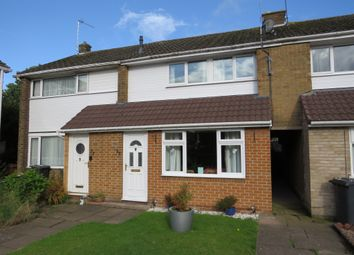 Thumbnail 3 bed town house for sale in Twyford Close, Willington, Derby