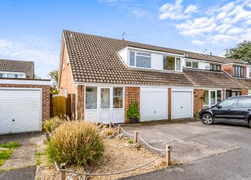 Thumbnail Semi-detached house for sale in Chestnut Way, Fareham