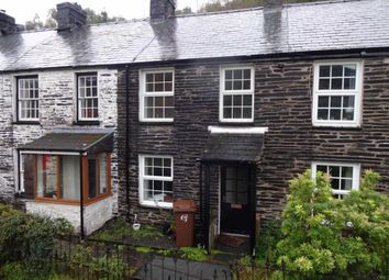 Thumbnail 2 bed cottage to rent in 5, Braich Goch Terrace, Corris, Machynlleth, Powys