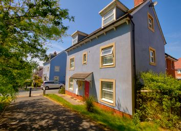 Thumbnail 4 bed town house for sale in Abbey Walk, Whippingham, East Cowes