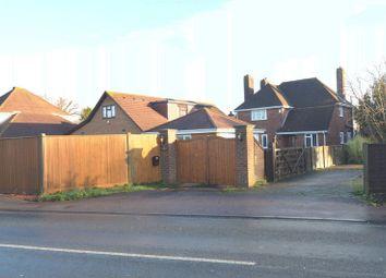 Thumbnail 4 bedroom detached house for sale in Titchfield Road, Stubbington, Fareham