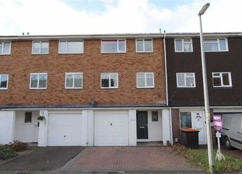 Thumbnail 3 bed town house for sale in Bossard Court, Leighton Buzzard