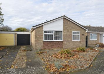 Thumbnail 2 bed detached bungalow for sale in Springfield Avenue, Felixstowe