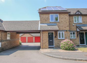 Thumbnail 2 bed end terrace house to rent in Lark Vale, Aylesbury