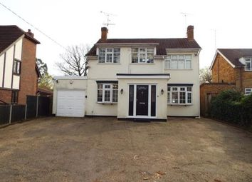 Thumbnail 5 bed detached house for sale in Ramsden Heath, Billericay, Essex