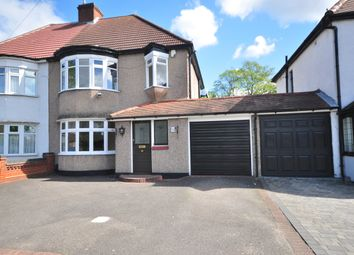 Thumbnail 3 bedroom semi-detached house to rent in Osborne Road, Hornchurch