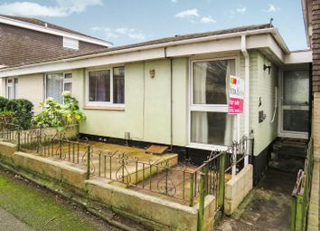 Thumbnail 2 bedroom semi-detached bungalow for sale in Downfield Drive, Plympton, Plymouth