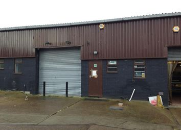 Thumbnail Industrial to let in Unit 5, Corton Trading Estate, Church Road, Benfleet