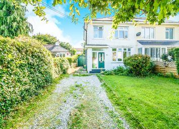 Thumbnail 3 bed semi-detached house for sale in North Park Villas, Saltash