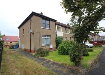 Thumbnail 3 bed flat for sale in Elmbank Street, Grangemouth