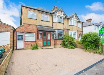Thumbnail 4 bed semi-detached house to rent in The Crescent, Abbots Langley