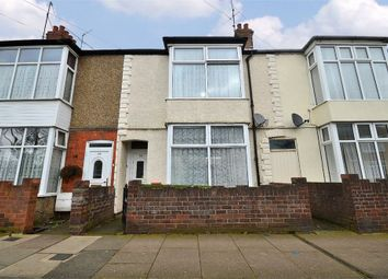 Thumbnail 3 bedroom terraced house for sale in Delapre Crescent Road, Northampton