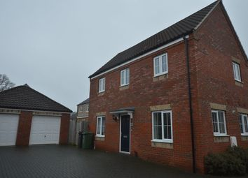 Thumbnail 3 bed semi-detached house to rent in Dunlin Drive, Cringleford, Norfolk