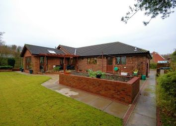 Thumbnail 5 bed detached bungalow for sale in The Fairway, Washington