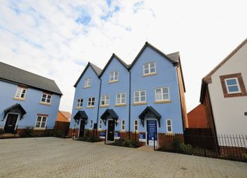 Thumbnail 3 bed terraced house for sale in Rykneld Road, Littleover, Derby
