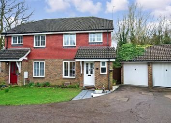 Thumbnail 3 bed semi-detached house for sale in Blakes Farm Road, Southwater, Horsham, West Sussex