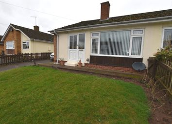 Thumbnail 2 bed semi-detached bungalow for sale in Symons Way, Cheswardine, Market Drayton