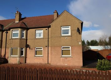 Thumbnail 3 bedroom flat for sale in 105 Oswald Avenue, Grangemouth