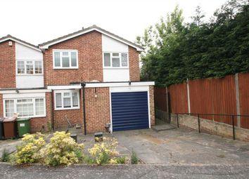 Thumbnail 3 bed end terrace house to rent in Howard Close, Bushey Heath, Bushey