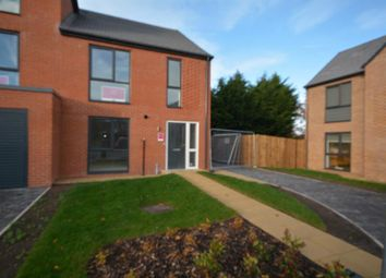 Thumbnail 4 bed link-detached house for sale in Barleyfield, Pensby