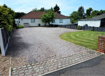 Thumbnail 2 bed semi-detached bungalow for sale in Oundle Avenue, Bushey