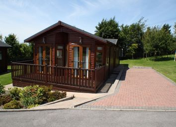 Thumbnail 2 bed property for sale in Lodge 7, Violet Bank, Simonscales Lane, Cockermouth, Cumbria