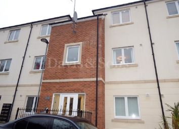 Thumbnail 2 bed flat for sale in Darren House, Golden Mile View, Newport.