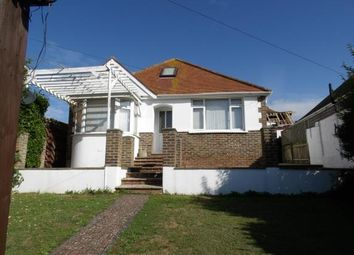 Thumbnail 3 bed bungalow for sale in Bannings Vale, Saltdean, East Sussex