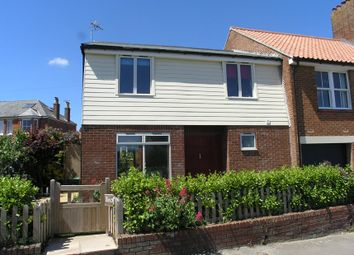 Thumbnail 3 bed end terrace house for sale in Marlborough Road, Southwold, Suffolk