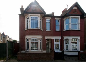 Thumbnail 2 bedroom semi-detached house for sale in North Avenue, Southend-On-Sea