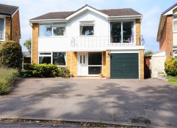 Thumbnail 4 bed detached house for sale in Wollaton Crescent, Ferndown