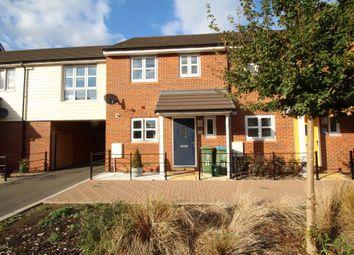 2 bed terraced house for sale in Braeburn Road, Berryfields, Aylesbury HP18