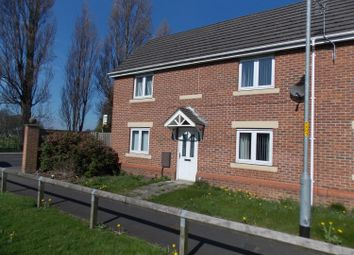 Thumbnail 3 bedroom end terrace house for sale in Clough Close, Middlesbrough