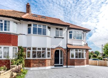 6 bed semi-detached house for sale in Groveland Way, New Malden KT3