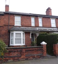 Thumbnail 4 bed terraced house for sale in West Parade, Lincoln, Lincolnshire