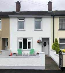 Thumbnail 3 bedroom terraced house for sale in 4 Iveagh Crescent, Newry