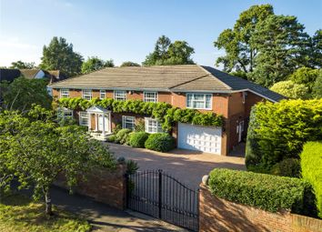 Thumbnail 7 bed detached house for sale in Palace Road, East Molesey, Surrey