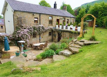 Thumbnail 4 bed farmhouse for sale in Bankhall, Chapel En Le Frith