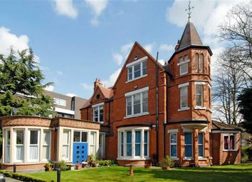 Thumbnail 2 bedroom flat for sale in The Lodge, Nottingham