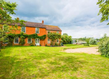 Thumbnail 4 bed equestrian property for sale in Little Tingewick, Buckingham