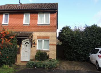 Thumbnail 2 bed semi-detached house to rent in Pettingrew Close, Walnut Tree, Milton Keynes