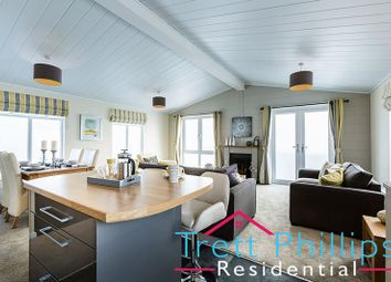 Thumbnail 2 bed lodge for sale in Bridge Road, Potter Heigham, Great Yarmouth