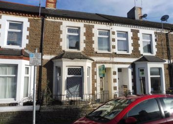 Thumbnail 3 bed terraced house for sale in 32 Angus Street, Roath, Cardiff